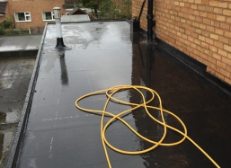 EPDM Firestone Rubber FlatRoof
