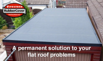 local rubber flat roof installer