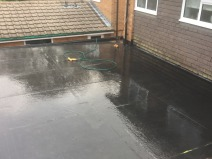 Rubber flat roofwww.homefrontuk.co.uk