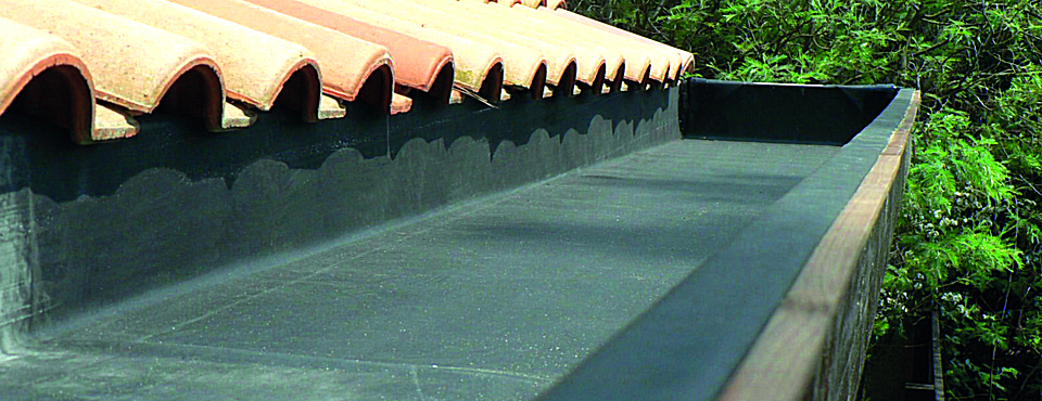 Rubber Flat Roof Contracter